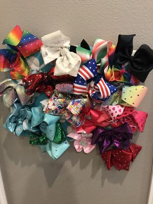 Jojo bows for Sale in Rancho Cucamonga, CA