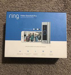 Ring Video Doorbell Pro for Sale in Mt. Juliet,  TN