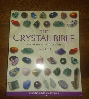The Chrystal Bible book new for Sale in Parma, OH