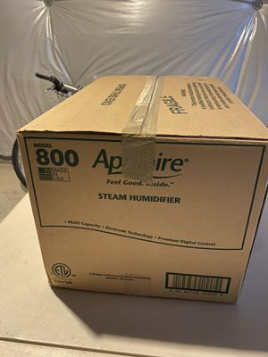 Aprilaire steam humidifier for Sale in Bloomingdale, IL