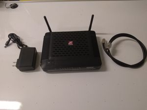 Zoom docsis 3.0 Cable modem and Wireless-N Router 5352 for Sale in Miami, FL