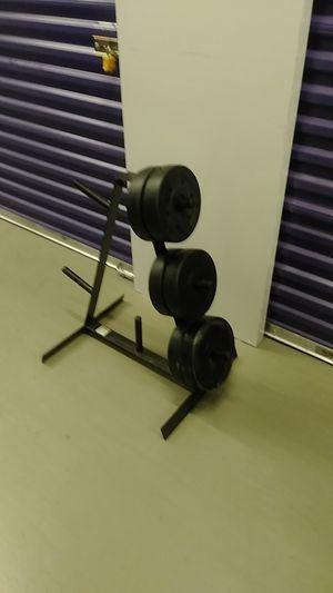 Weight rack for Sale in Boynton Beach, FL