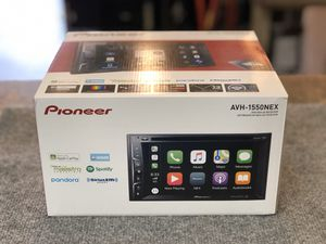 Pioneer AVH-1550NEX Receiver (NEW) for Sale in Montclair, CA