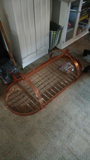 Copper Pot and Pan Hanger for Sale in Lynnwood, WA
