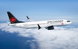 Air Canada Travel Voucher Valued at $1100+ for Sale in Ontario, CA
