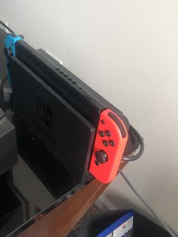 Nintendo Switch Plus 24 Games for Sale in Conway,  SC
