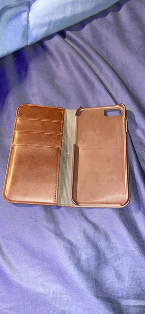 Iphone 7 wallet case for Sale in Orlando, FL