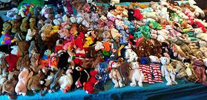 HUGE Lot 500 Original Beanie Babies w Tags Original Rare / Errors Collection for Sale in Lansing, IL