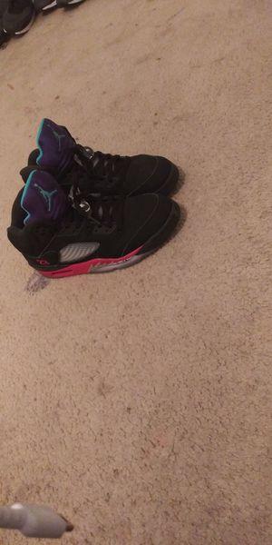 Men used Jordans good condition size 8.5 for Sale in Greater Landover, MD