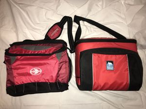 Two lunch box coolers for Sale in Nashville, TN