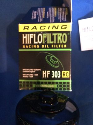 YAMAHA R6 oil filter brand new! for Sale in Mokena, IL