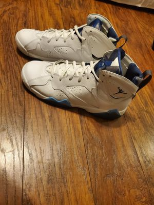 Retro Jordan French Blue 7s - Size 7y for Sale in Raleigh, NC
