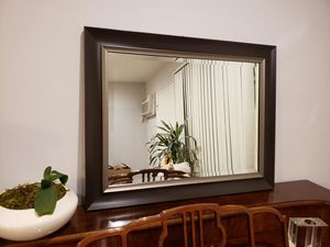 "Espresso mirror - 29.5"" x 23"" for Sale in Los Angeles, CA"