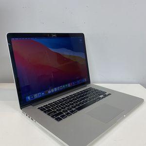 15inch Apple MacBook Pro i7 intel Processor16GB Ram 500SSD Laptop 💻Big Sur OS for Sale in Huntington Beach, CA
