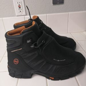 Timberland Pro Metguard Work Boots For men. Size 10.5. Steel Toe for Sale in Riverside, CA