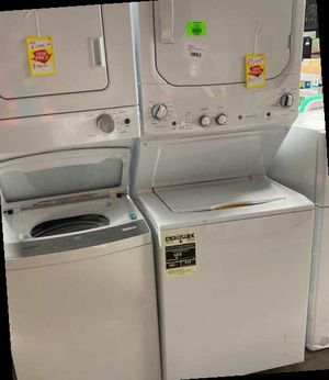 Washers and dryer's 86B0 for Sale in Houston, TX