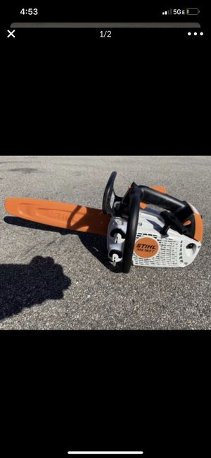 STIHL MS193T CHAINSAW 193 not echo for Sale in Carson, CA