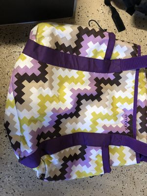 Diaper bag (almost new) for Sale in Union City, CA