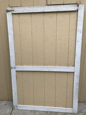 Heavy duty shed door for Sale in Dinuba, CA