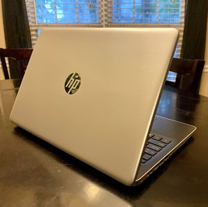 HP Touch Laptop Computer - Natural Silver for Sale in Hendersonville, TN