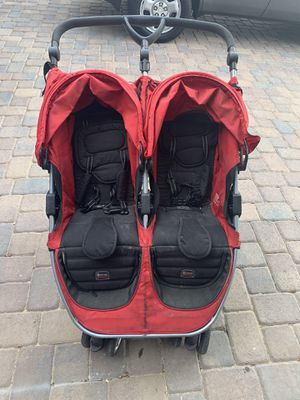 CHEAP Britax DOUBLE STROLLER for Sale in Henderson, NV