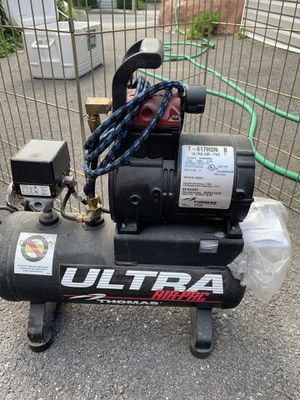 Thomas ultra air pac compressor for Sale in Everett, MA