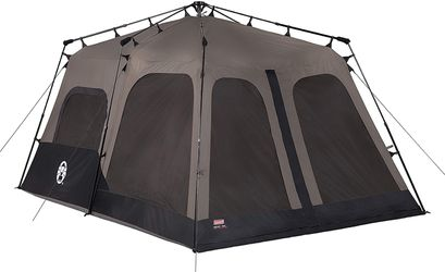 Brown 8 Person Tent Outdoor Camping Use for Sale in Los Angeles,  CA
