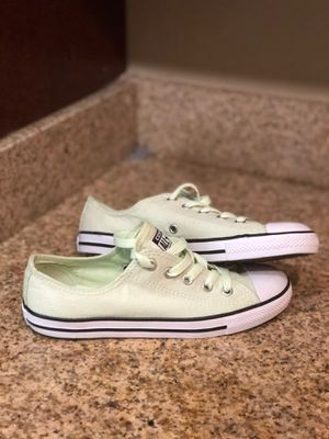 NEW Converse Women's CT Dainty Casual Sneakers sz 5M Condition is New with box. Shipped with USPS Priority Mail. Brand New W Box for Sale for sale  Scottsdale, AZ
