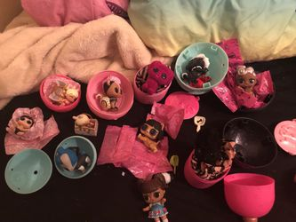 Lol dolls pets an lil sisters $4-$6each PayPal only for Sale in Cranston,  RI