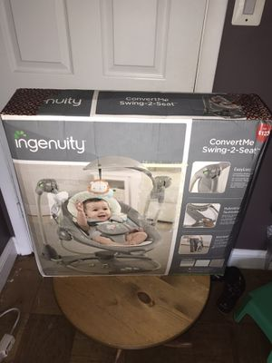 Baby swing seat for Sale in Silver Spring, MD