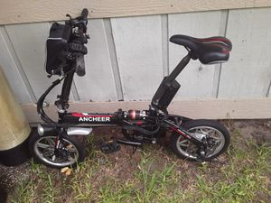 Ancheer ebike Used for Sale in Palm Bay, FL