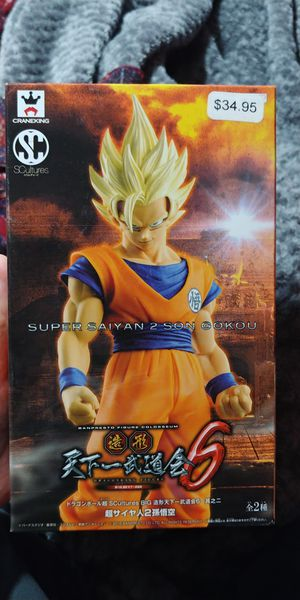 Goku figure Dragon ball z for Sale in Oceanside, CA