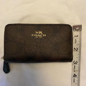 Coach Mini Wallet/coin Bag for Sale in Los Angeles, CA