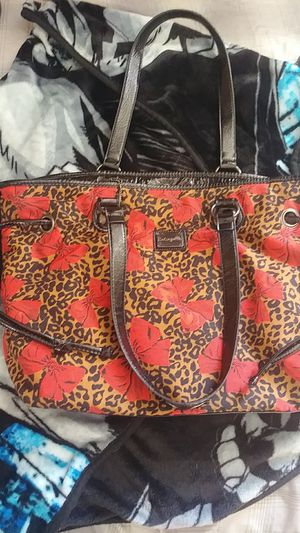Betseyville Purse/Tote w/ Red Bows & Cheetah print for Sale in Glendale, AZ