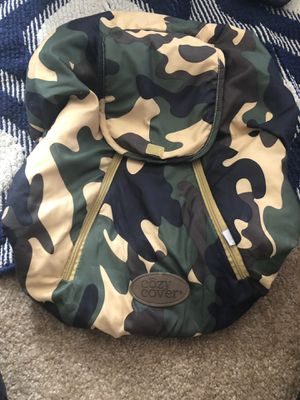 A winter car seat cover for Sale in Osceola, IN