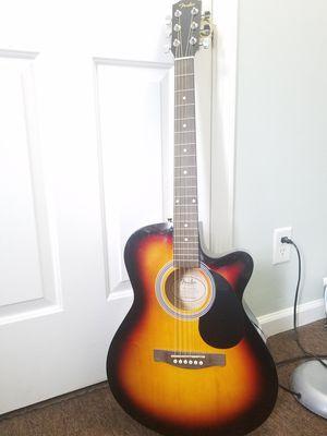 Guitarra electro acústica for Sale in Durham, NC