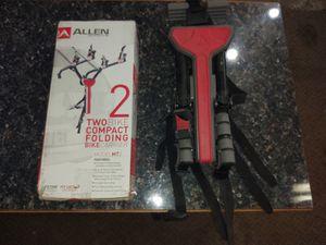 Allen 2 Bike Rack for Sale in Bryan, OH