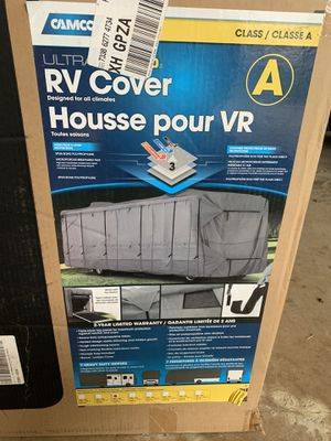 Camco RV Cover 30-32 feet, Gray for Sale in Battle Ground, WA