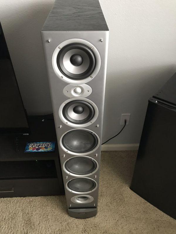 Polk Audio RTi 12 Speakers!!!