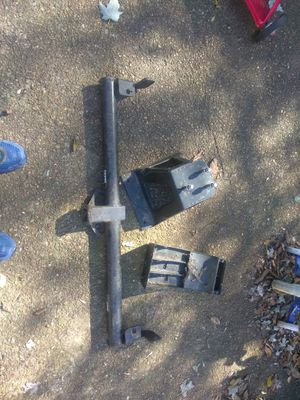 Jeep trailer and tire mount for Sale in Nashville, TN