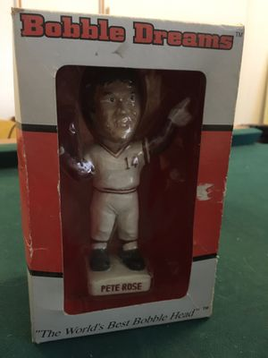 Pete Rose Bobblehead for Sale in Tallahassee, FL