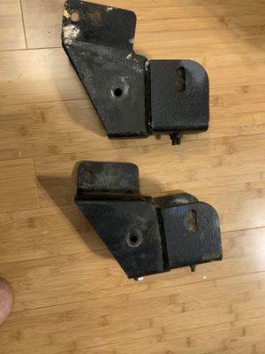 Jeep xj control arm drop brackets for Sale in Camas, WA
