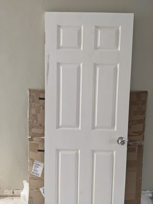 6 panel interior door for Sale in Fort Lauderdale, FL