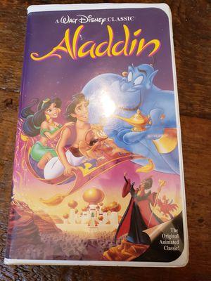 Aladdin VHS for Sale in Bethlehem, PA