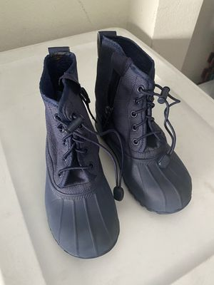 Native boots, raining boots size 8 and 10 (kids) for Sale in Irvine, CA
