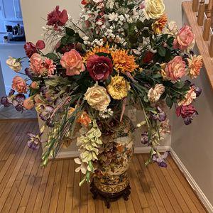 Floral Vase for Sale in Quantico, VA