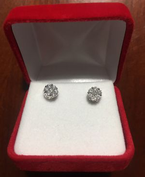 Diamond Stud Earrings for Sale in Herndon, VA