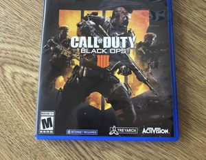 BLACK OPS 4 PS4 for Sale in Grand Terrace, CA