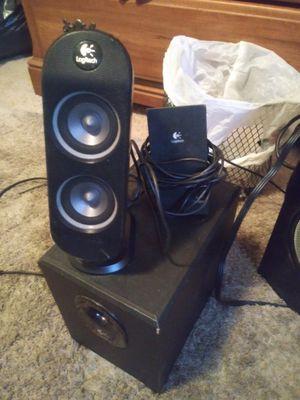 Logitech stereo system for Sale in GILLEM ENCLAVE, GA