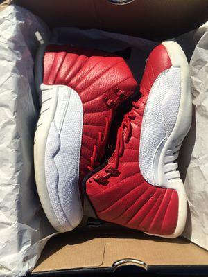 Jordan Retro Gym Red 12's (Size 9.5) for Sale in Auburn, WA
